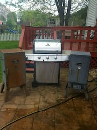 Free GRILL AND SMOKER, FIRST PERSON HERE GETS ALL  Bowling Green, 42104