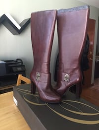 Enzo Angiolini Dark Brown Boots Chicago, 60634