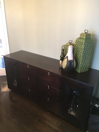 Solid wood buffet table Vaughan, L4J 7S5