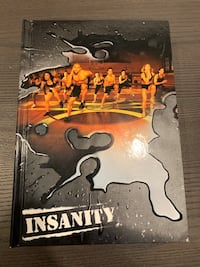 Beachbody Insanity DVD Set and Nutrition Guide