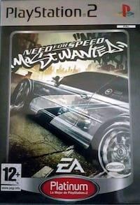 Need for Speed ​​Most Wanted  Móstoles