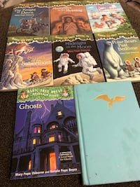 Magic tree house book lot  Hagerstown, 21742