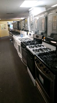 Gas stoves in great condition price start at$200 Randallstown