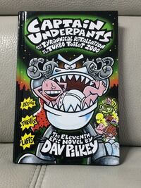 Captain Underpants And The Tyrannical Retaliation Of The Turbo Toilet 2000 Markham, L6C 0W5