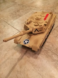 Armored Cavalry 101st Regiment Electronic Tank Toy Kettering, 45420