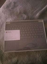 Surface pro signature type cover. Never used. Sealed Silver Spring, 20910