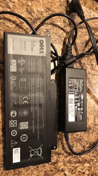 laptop battery and charger Meridian, 83642