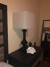 Large Brown Table Lamp Fairfax, 22031