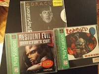 PS 1 games for sale individually Vaughan, L4L