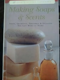 Book about making soaps Moreno Valley, 92555