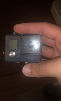 GoPro HERO+ LCD Action Camera - Black