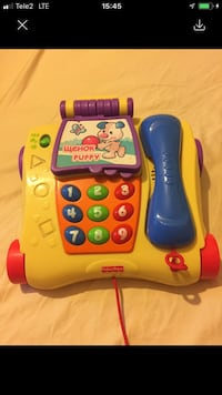 Телефон fisher price  Томилино, 140073