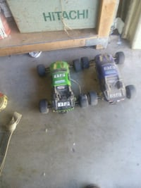 two black and green power tools Rohnert Park, 94928