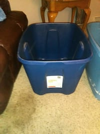 18 gallon storage totes Mishawaka, 46544