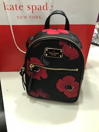 Authentic Kate Spade small back pack - new  Pickering, L1V 5N2