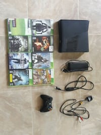 Xbox 360 256 GB (Includes 22 Games) Riverside, 92505