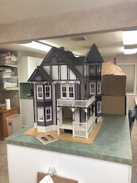 Multiple Doll Houses with all the furnishings to complete them as well as outdoor landscaping. Vary in price when purchased new some even as much as $5,000.00. Please contact me if you have any interest in one or all of them. Hard to put a value or asking 237 mi