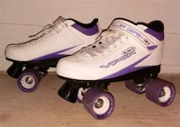 Womens Viper Roller Derby Skates size 8 Columbia