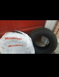 2 HERCULES TIRES IN VERY GOOD CONDITION Vaughan, L6A 3Y3