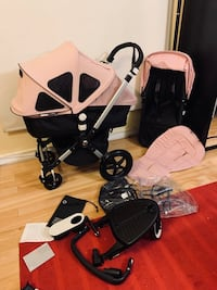 Bugaboo chameleon 3 stroller excellent condition with accessories  ???-????, 11229