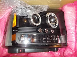 `05-`07 FORD SUPER DUTY HEADLIGHTS
