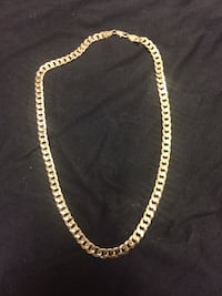 14k and 18k gold chains Edmonton, T5Y 2B6