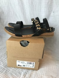 Girls Ugg sandals (size13) Clarksville, 37043