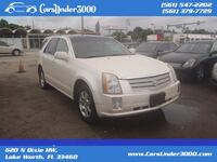 2007 Cadillac SRX lake worth
