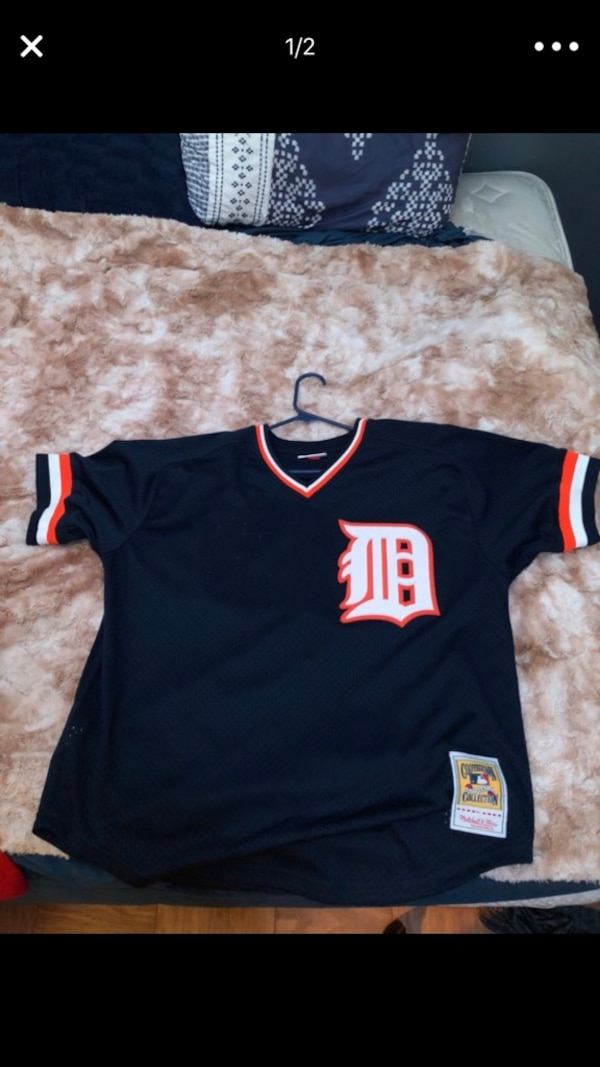 Detroit Tigers #23 Gibson Jersey