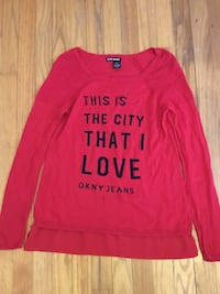 DKNY sweater Mount Pleasant, 48858