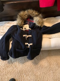 Abercrombie and Fitch coat size small