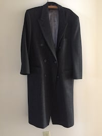 100% wool trench coat size:40s