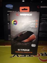 Everest Rampage Strike SMX-R14 Gaming Mouse Ataşehir, 34746