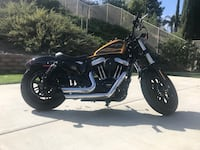 2016 Harley Davidson 48 Los Angeles, 90035