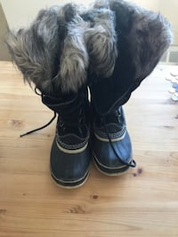 Sorel Hand Crafted Nature Rubber Boots Ottawa