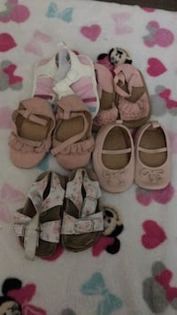 Old Navy Baby Shoes size 12-18 months
