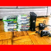Xbox 360 with games Hillside, 07205