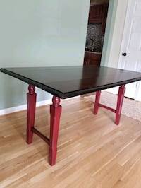 PIER ONE  drop leaf dinning table Annandale