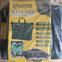 Hunter's Specialties Scent Safe Deluxe Travel Bag South-West Oxford, N5C 3J7