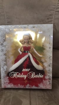 2007 Holiday Barbie Doll Fort Myers, 33919