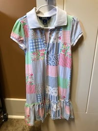 Polo Toddler girls dresses size 6 Chattanooga, 37419