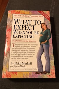 Book - What to Expect When You're Expecting Gwynn Oak, 21207