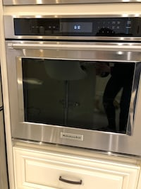 gray and black induction range oven Richmond, V7A 2B4
