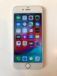 iPhone 6 White 64gb UNLOCKED $180