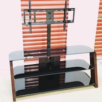 Large TV Stand w wall mount  Bladensburg, 20710