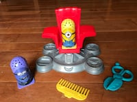 PlayDoh Minion Disguise Lab Purcellville