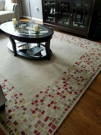 Pottery barn rug. Price listed or best offer  Alexandria, 22315
