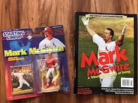 Mark McGuire 1998 Starting Lineup Bundle Fishers, 46037