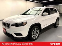2019 Jeep Cherokee Bright White Clearcoat hatchback New York