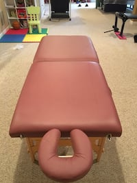 Oakworks Wood Massage Table Owings Mills, 21117